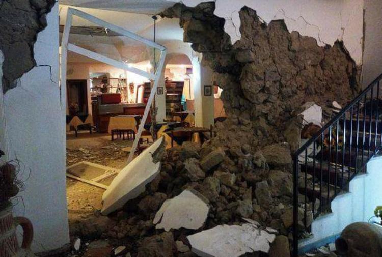 Case Di Pietra Terremoto : La villetta di norcia che ha resistito al sisma