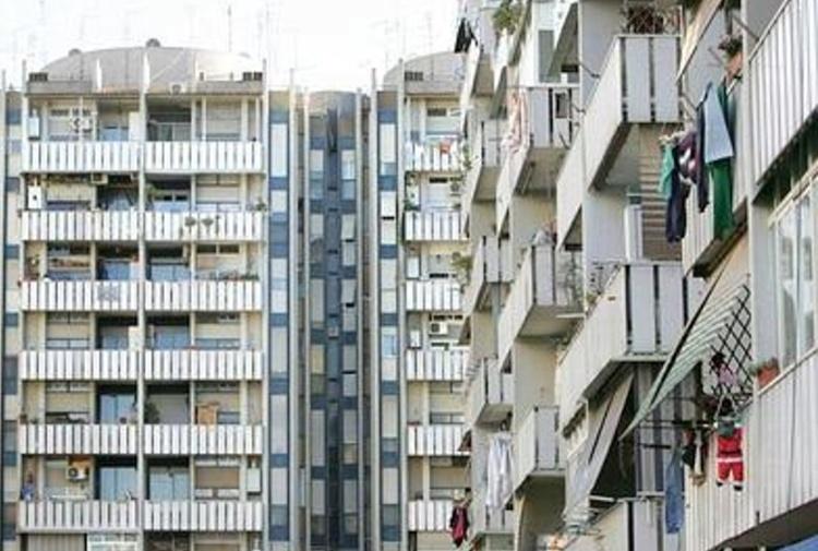 Napoli, le nuove abitazioni popolari assegnate ai camorristi