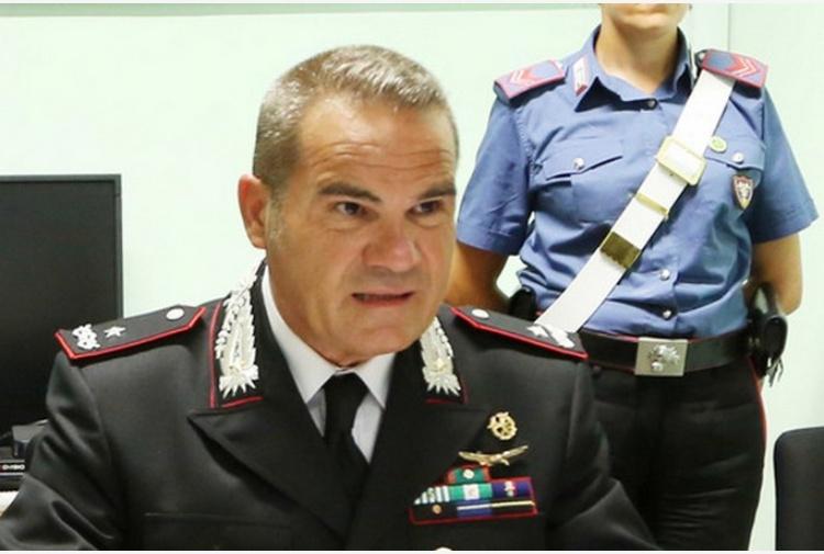 Suicidio generale Conti, telefonata anonima sulle dimissioni dalla Total