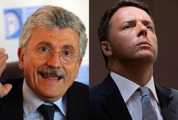 Renzi vuole Gentiloni in Puglia candidato simbolo anti-D'Alema