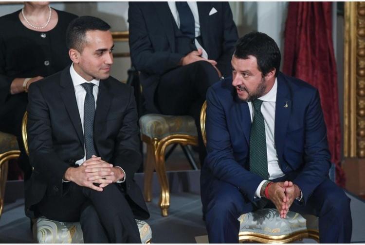 Governo, la conferma di Salvini: