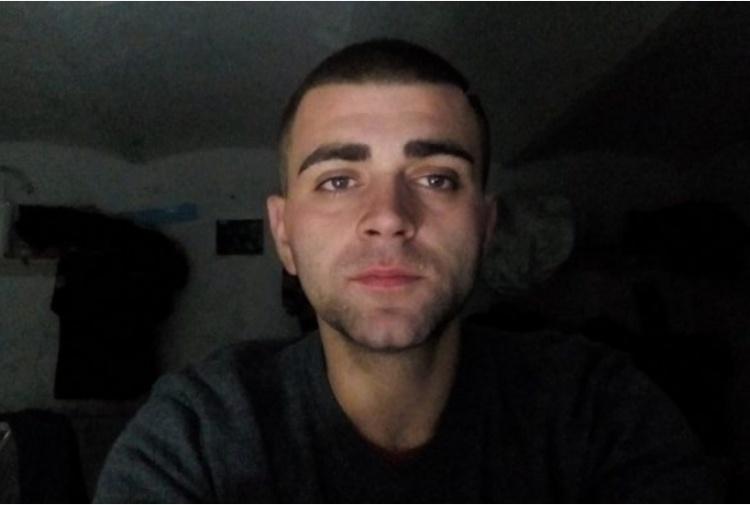 Domenico D'Amato, rapper, scomparso nei luoghi della caccia a Norbert Feher