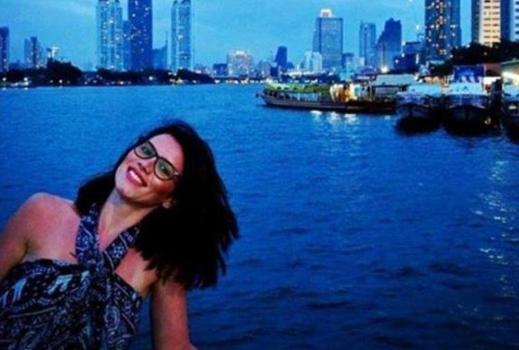 Andreea, caduta nel fiume, era a Londra per festeggiare il compleanno