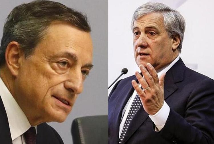Draghi e Tajani