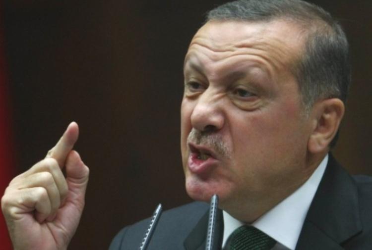 Recep Tayyip Erdoğan, presidente della Turchia