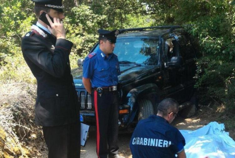 Fonni: operaio forestale ucciso a fucilate