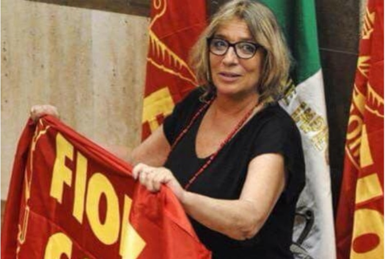 Francesca Re David, segretaria generale della Fiom