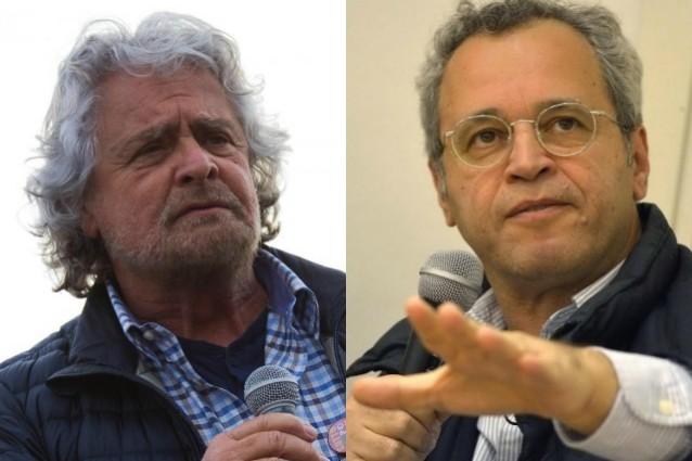 Beppe Grillo vuole il tribunale del popolo contro giornali e tv