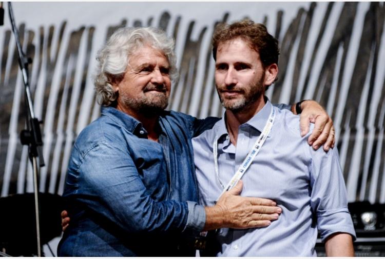 M5s, Beppe Grillo smentisce le voci dell'abbandono: