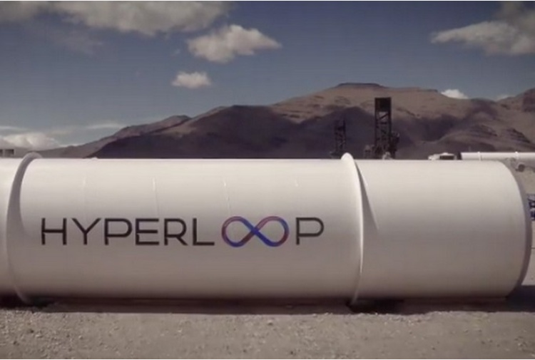 Hyperloop, il progetto per collegare Sardegna e Corsica in 40 minuti