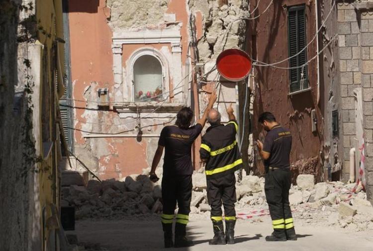 il disastro del post terremoto di Ischia