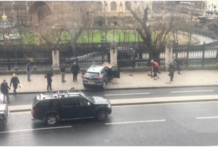 Raid della polizia a Birmingham