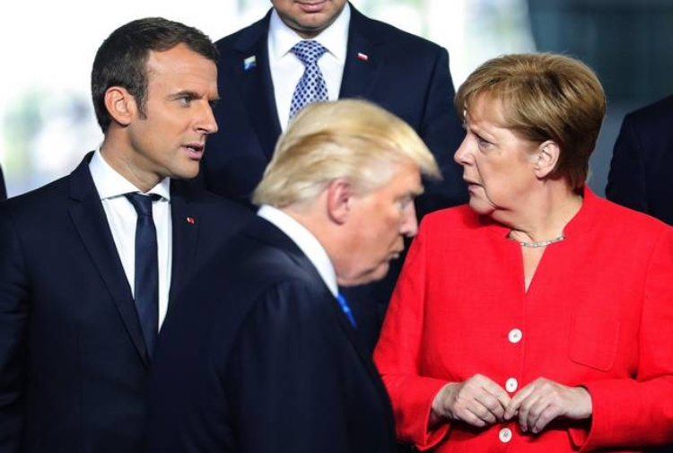 [L'analisi] Macron e Merkel da Trump decideranno il futuro anche dell'Italia. E cercheranno di evitare la guerra