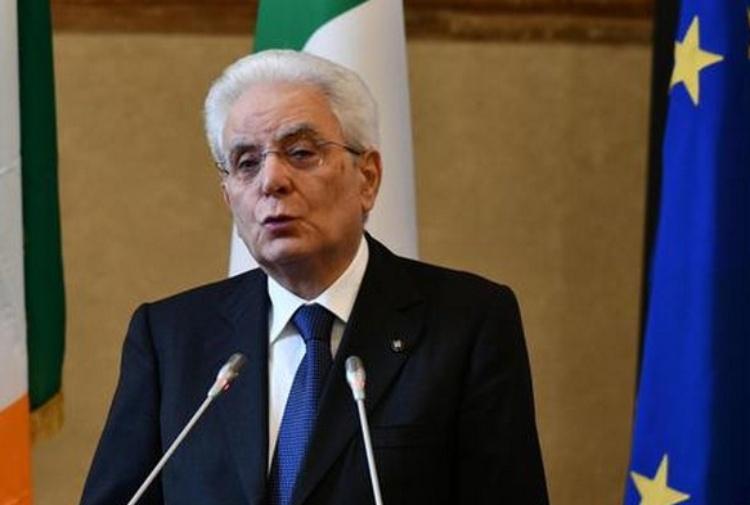 Il messaggio di Mattarella: l'Europa resta un pilastro della politica italiana