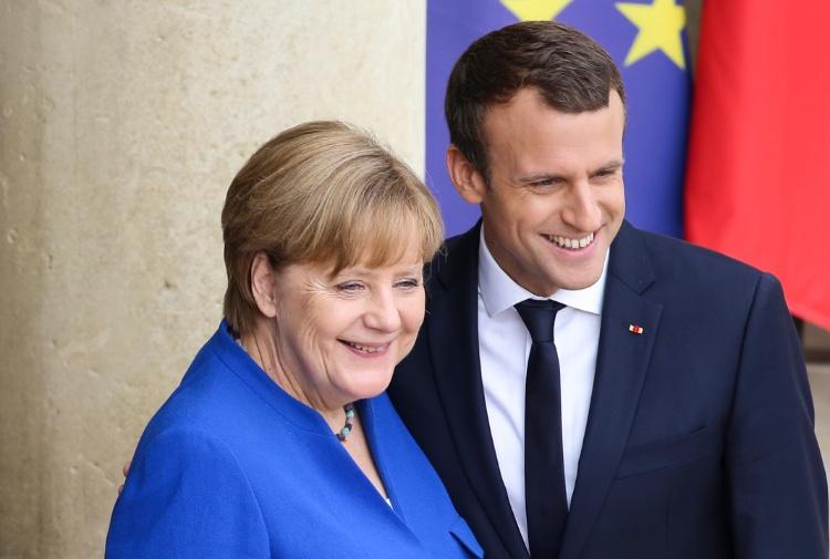 Merkel, mea culpa: