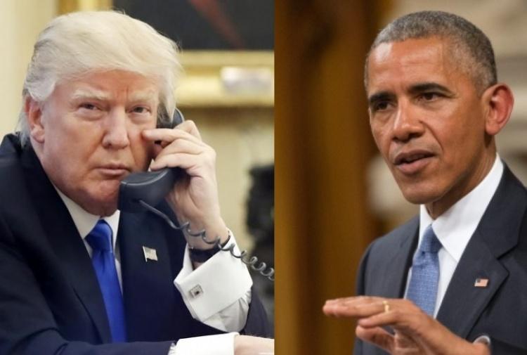 Trump obama mise sotto controllo i miei telefoni come for Scandalo di watergate