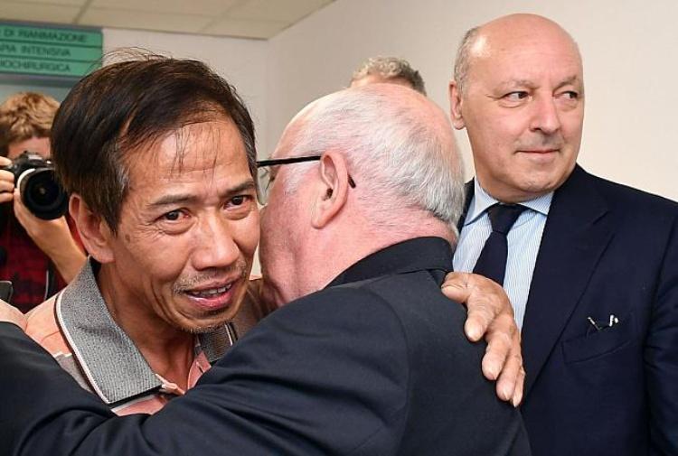 Torino, Mohammad e Federico che hanno salvato Kelvin: