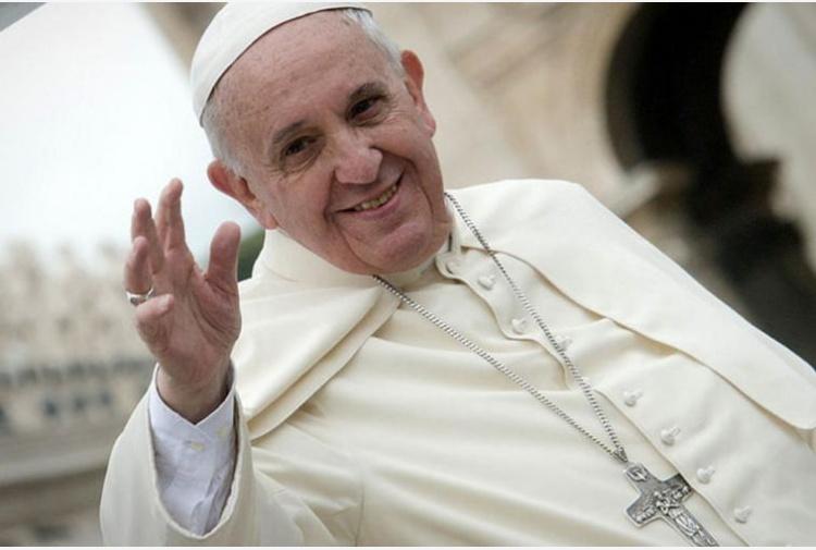 abbastanza L'inchiesta] Papa Francesco cambia la preghiera - Tiscali Notizie ZI43
