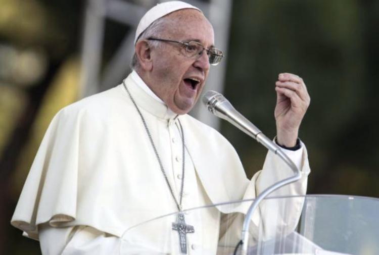 Risultati immagini per immagine del Papa