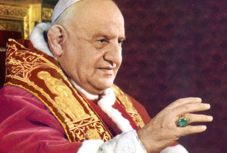 L'assurda storia di Papa Giovanni patrono dell'esercito.