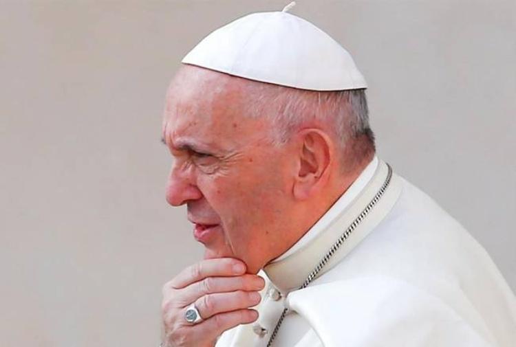 Vaticano, bloccato il sito che accusa Papa Francesco di