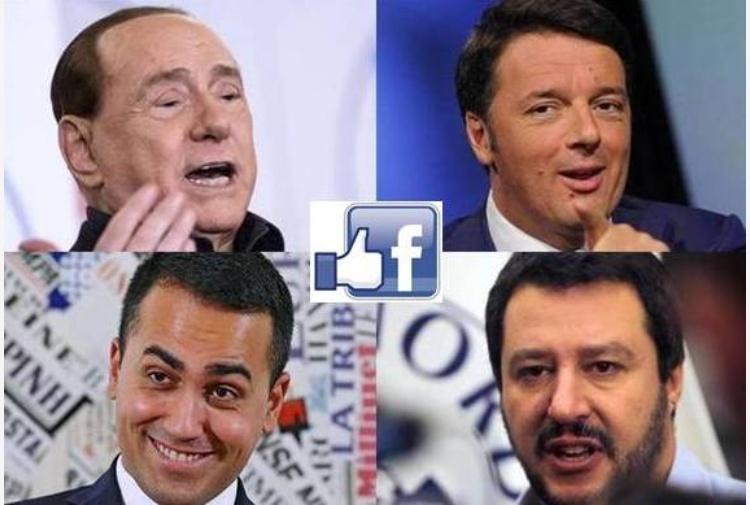 Matteo Salvini scalda la Lega: