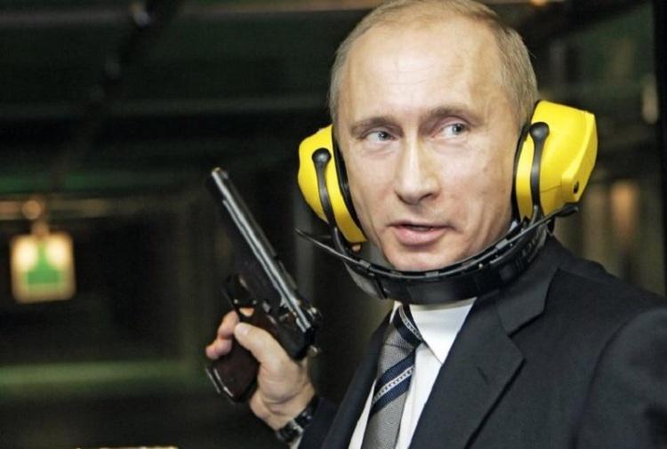 Attacco in Siria, la reazione di Vladimir Putin