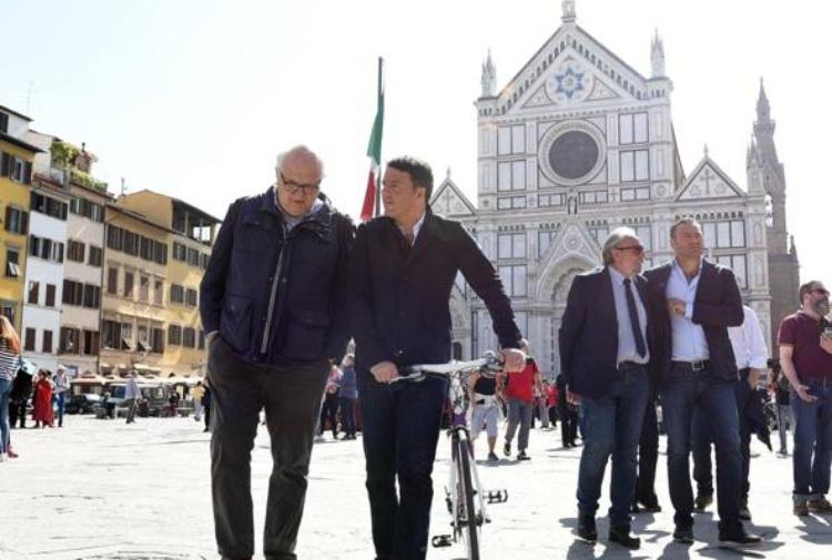 Renzi fa arrabbiare Martina: