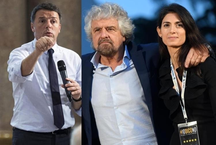 Roma, Baglio (Pd): per Raggi è la settimana della svolta a destra