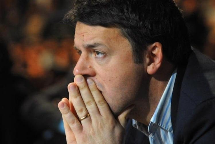 Nel Pd assedio a Renzi, nel mirino la candidatura a premier