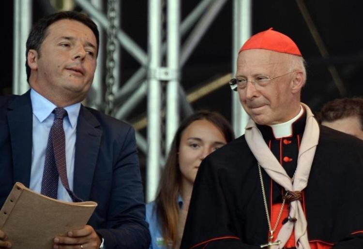 Bagnasco ordina il voto segreto sulle unioni civili in for Diretta dal parlamento