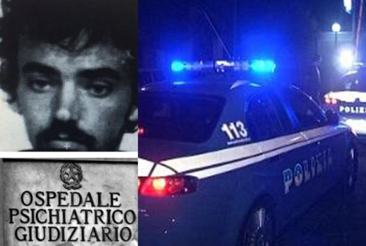 Omicida scappa da ospedale psichiatrico di Nizza, è in Italia