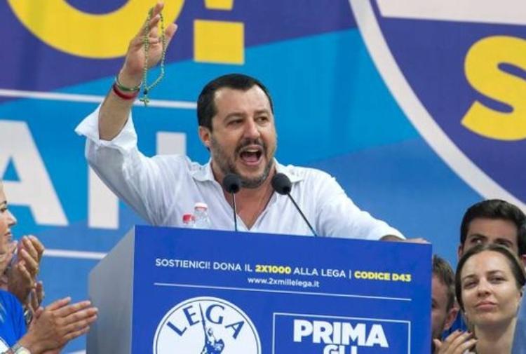 Salvini: la Lega delle Leghe per tenere i soldi