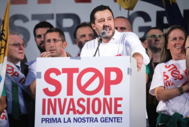 Il sindaco di Cupello Manuele Marcovecchio aderisce alla Lega di Salvini