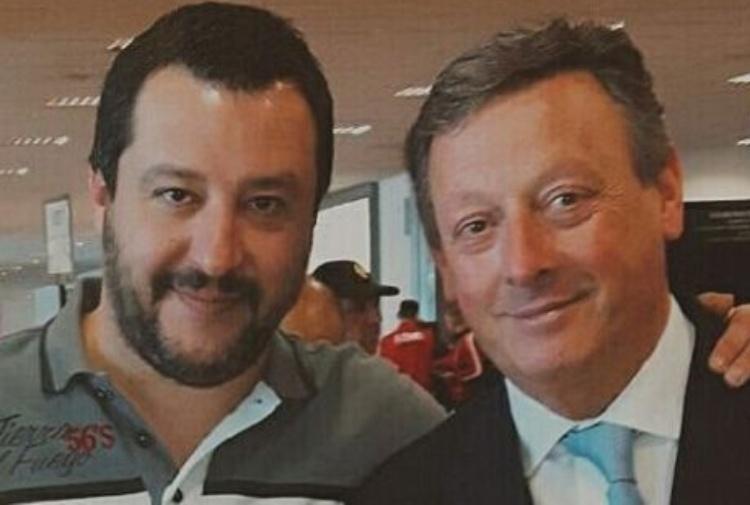 Accusati di voto di scambio, ai domiciliari Salvino e Mario Caputo