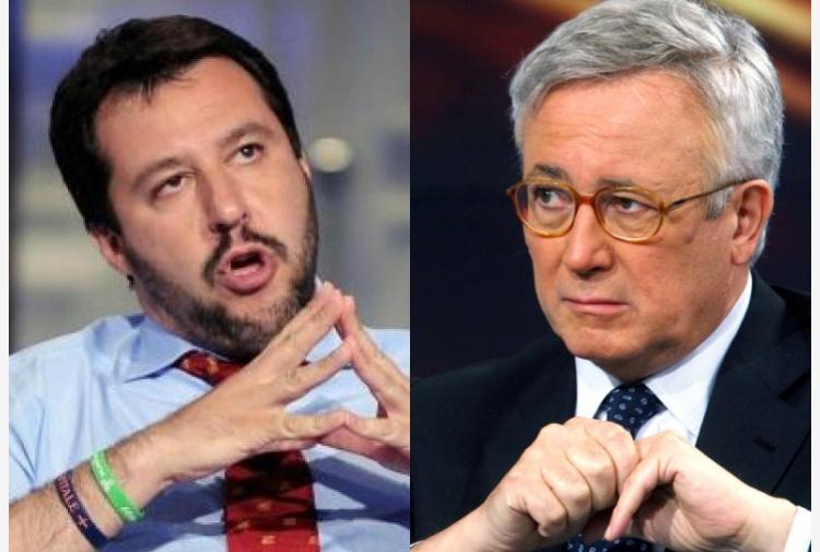 Salvini: io sono candidato premier, Berlusconi indichi il suo