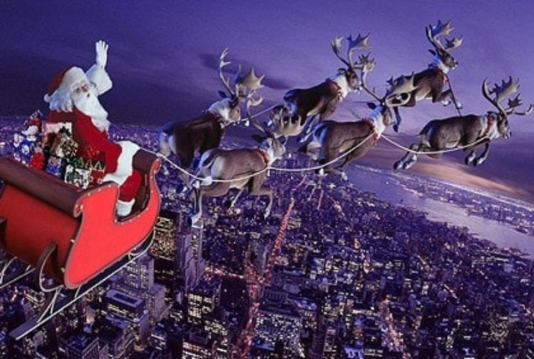 Renne Babbo Natale.Il Segreto Di Babbo Natale Svelato Dalla Teoria Della Relativita