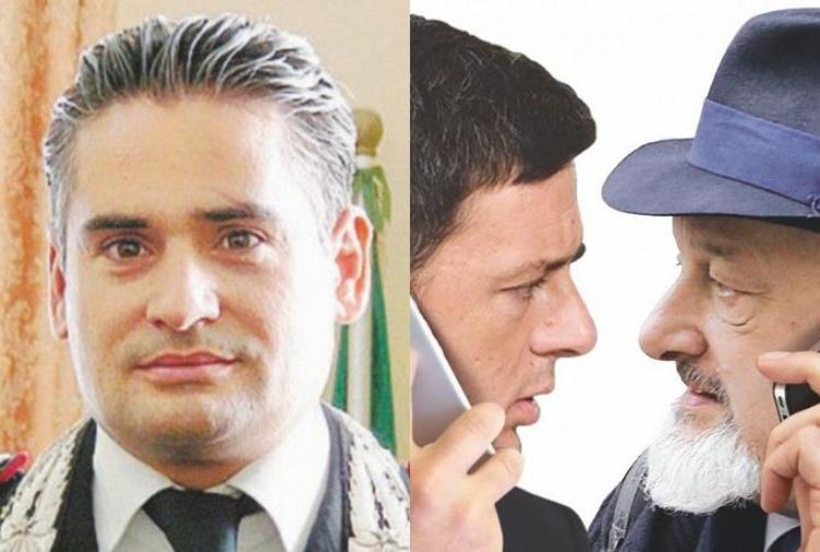Il capitano dei carabinieri e l'intercettazione truccata per incastrare il padre di Renzi