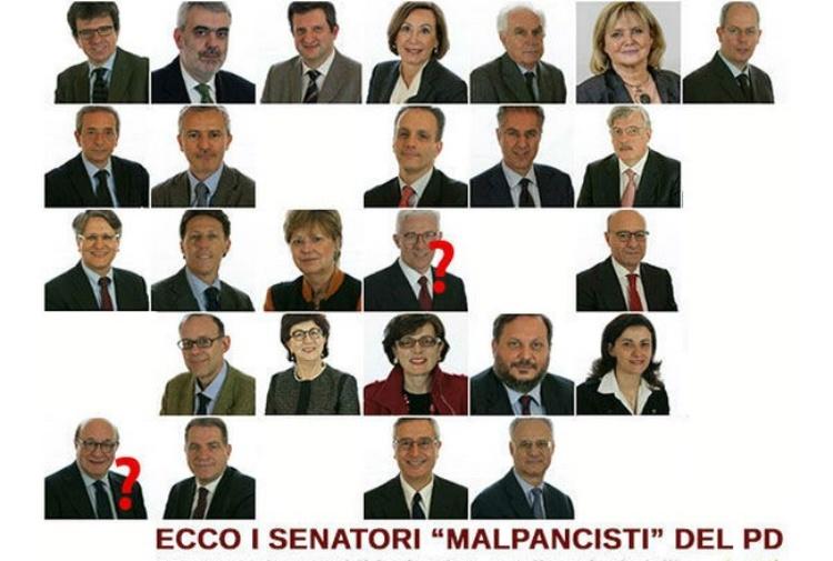 Unioni civili renzi avanti sulle adozioni cattolici for Deputati del pd