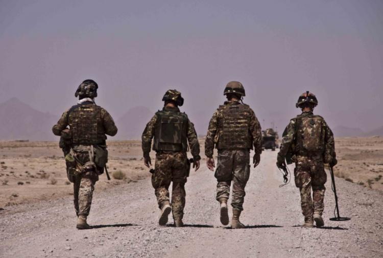 Italiani in Niger, a fare la guerra
