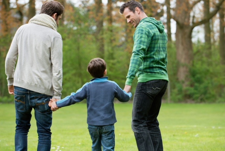 Nuova sentenza stepchild adoption in favore di due padri