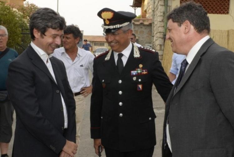Il colonnello Domenico Strada