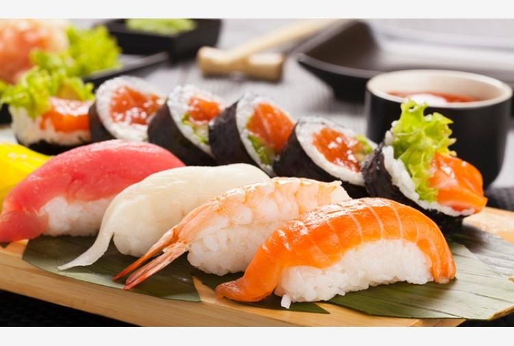 Risultati immagini per sushi e dieta mediterranea