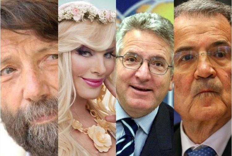 Cacciari Staller Mattarrese E Prodi