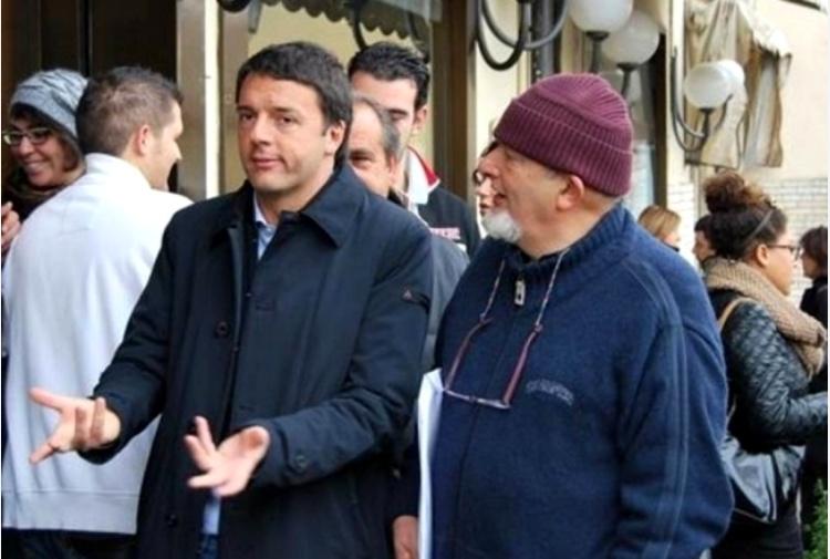 Renzi a Grillo: