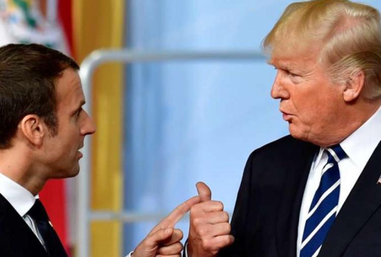 Siria, Trump a Macron: truppe Usa a casa