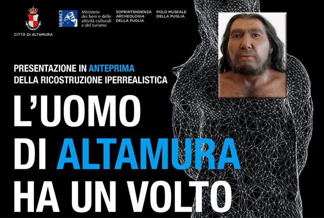 Uomo di Altamura, Neanderthal italiano: ecco com'era FOTO