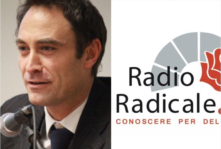 Radio radicale a rischio chiusura il direttore non for Radio radicale in diretta