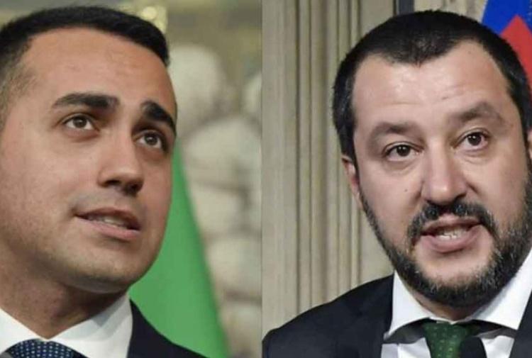 Salvini e Di Maio prima il grande freddo e poi le ripicche. Nonostante le buone notizie su crescita e lavoro