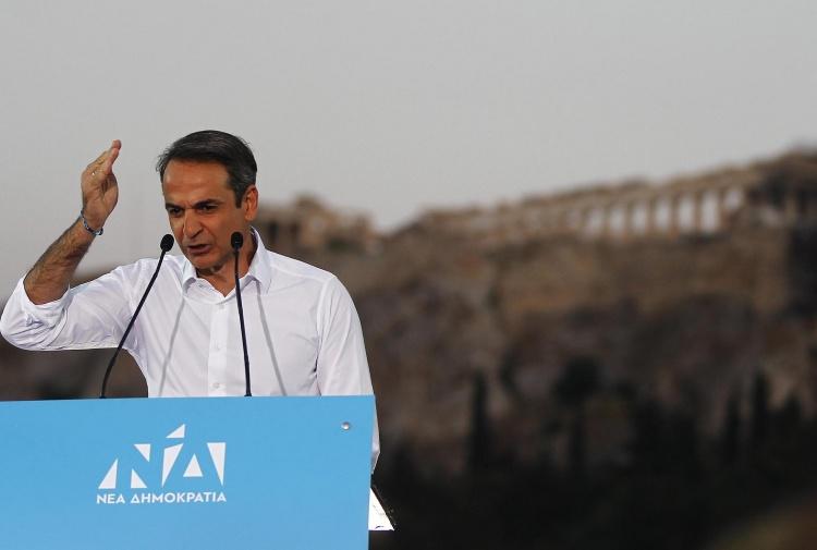 Elezioni in Grecia, vittoria del centrodestra